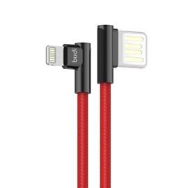 Cabo gamer Lightning com USB reversível 1m 2.4a -