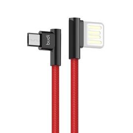 Cabo gamer Micro-USB com USB reversível 1m 2.4a -
