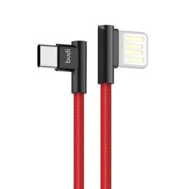 Cabo gamer Type-C com USB reversível 1m 2.4a - vm