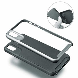 Capa canelada iPhone X-XS rs