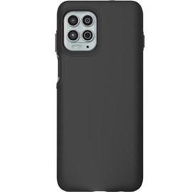 Capa duo impacto para Motorola Moto G100  Preta