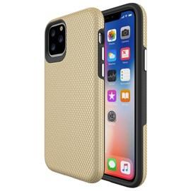 Capa hardbox iPhone 11 Pro dourada