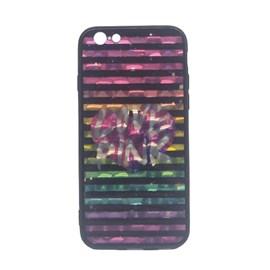 Capa metallic stripes iPhone 6-6s