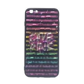 Capa metallic stripes iPhone 6 plus