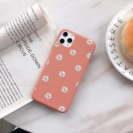 Capa premium silicone daisy iPhone 11 Pro rs.