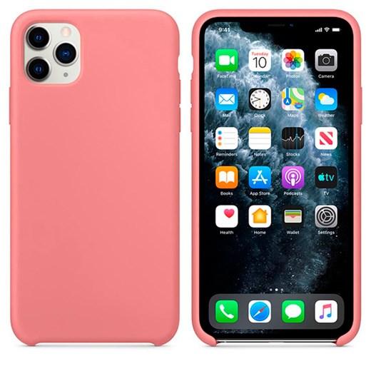 Capa premium silicone iPhone 11 Pro Max rs