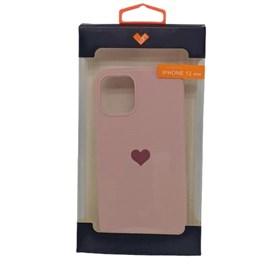 Capa premium silicone iPhone 12 Mini bg