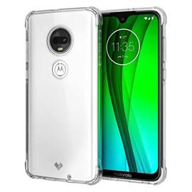 Capa tpu shockproof Motorola Moto G7 play tra