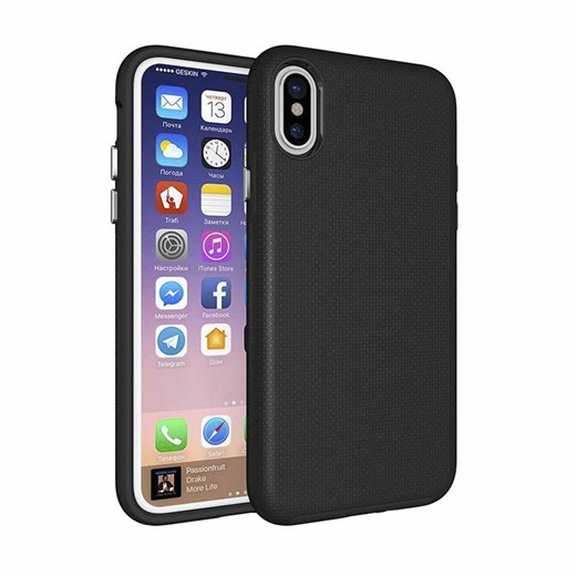 Case hardbox iphone xs max pr