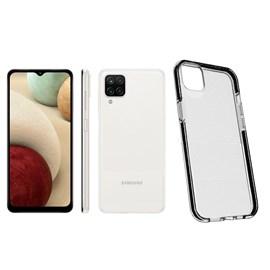 Case tpu frame Samsung A12 pr