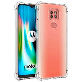 Case tpu shockproof Moto G9 Play