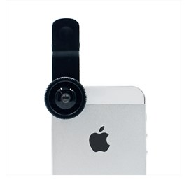 Fish eye iphone 5