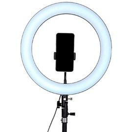 Lumi ring LED ig 10 polegadas pr.