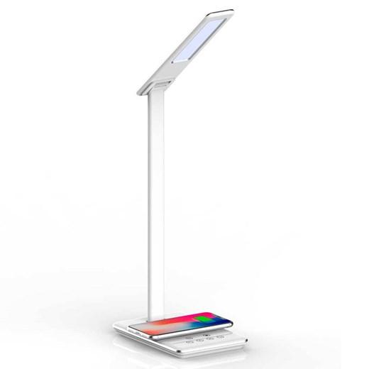 Luminária LED com carregador wireless br.