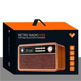 Rádio Retrô D29 mde