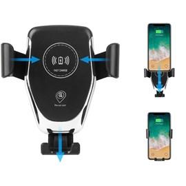 Suporte veicular wireless gravity 10W